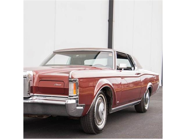 1970 Lincoln Continental Mark III | 781736