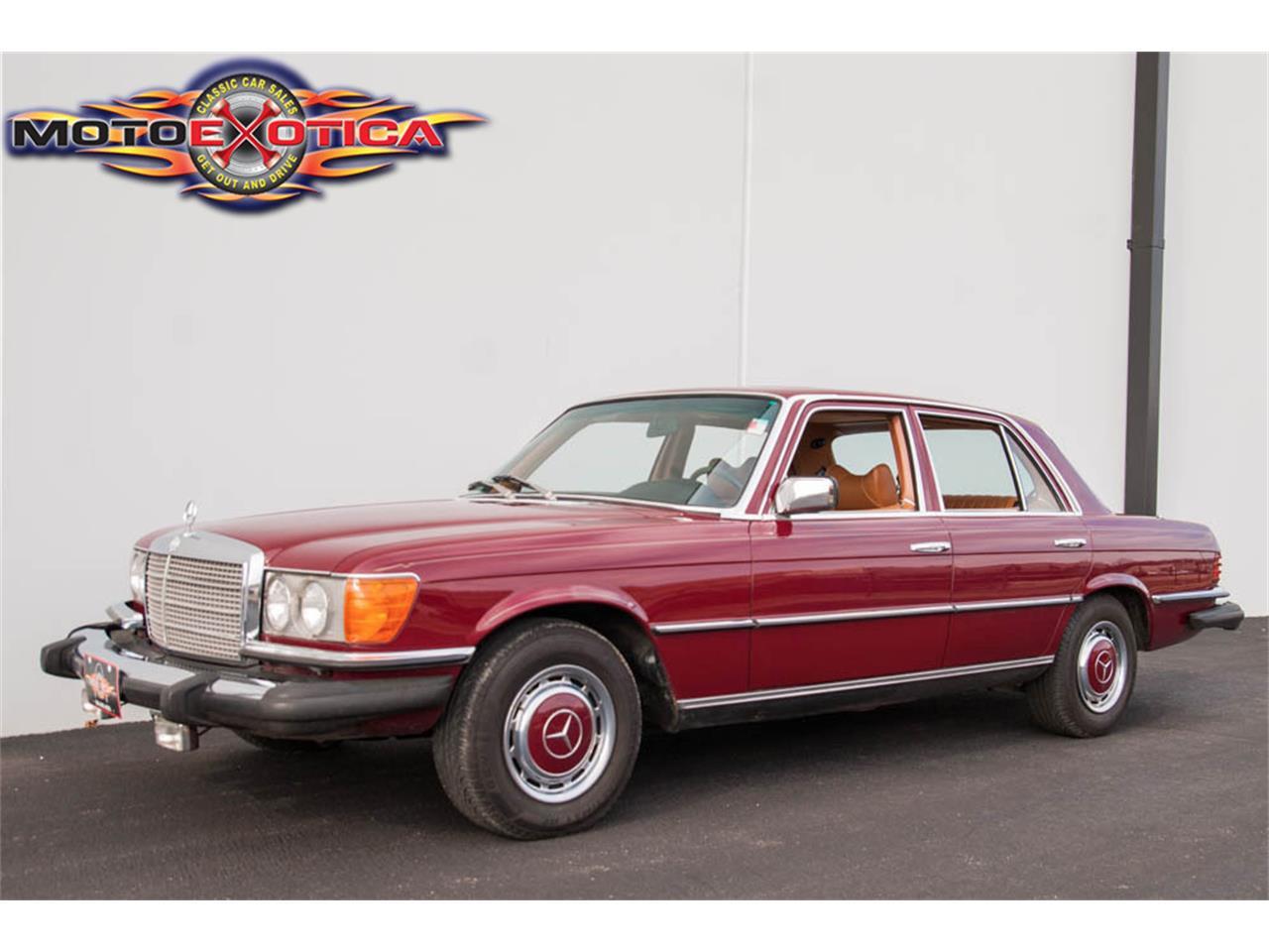 1976 mercedes benz 450 for sale cc 781738 for Mercedes benz st louis service