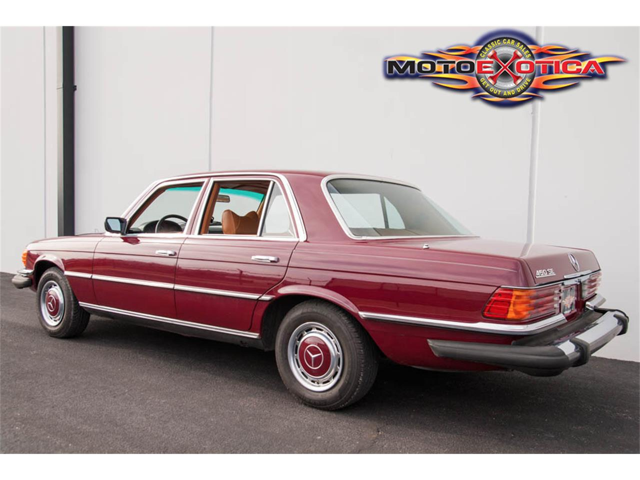1976 mercedes benz 450 for sale cc 781738 for St louis mercedes benz dealers