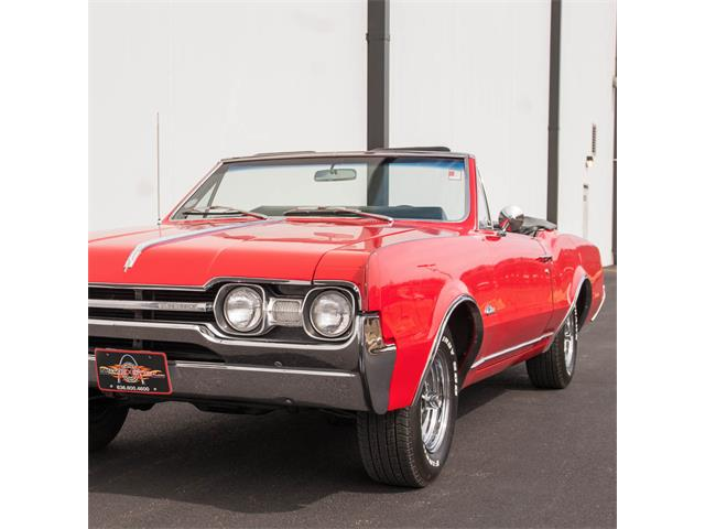 1967 Oldsmobile Cutlass | 781741