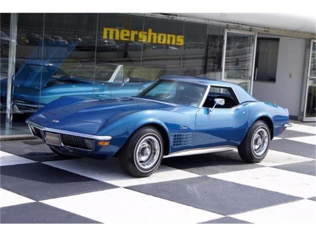 1970 Chevrolet Corvette | 781751