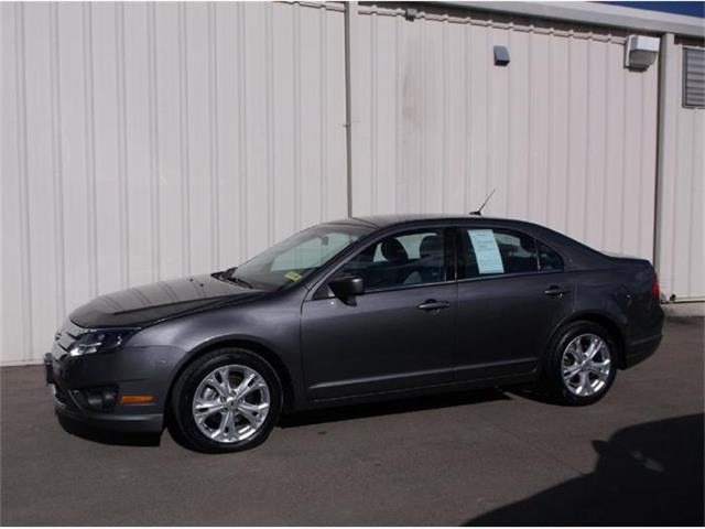 2012 Ford Fusion | 781788