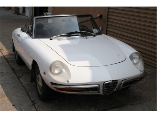 1969 Alfa Romeo 1750 Spider Veloce | 781799