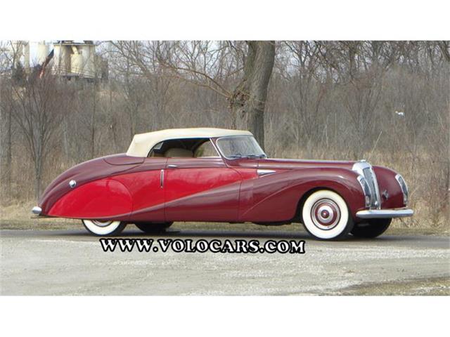 1948 Daimler DE-36 Coupe | 781824