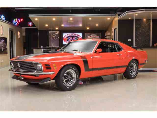 1970 Ford Mustang | 781826