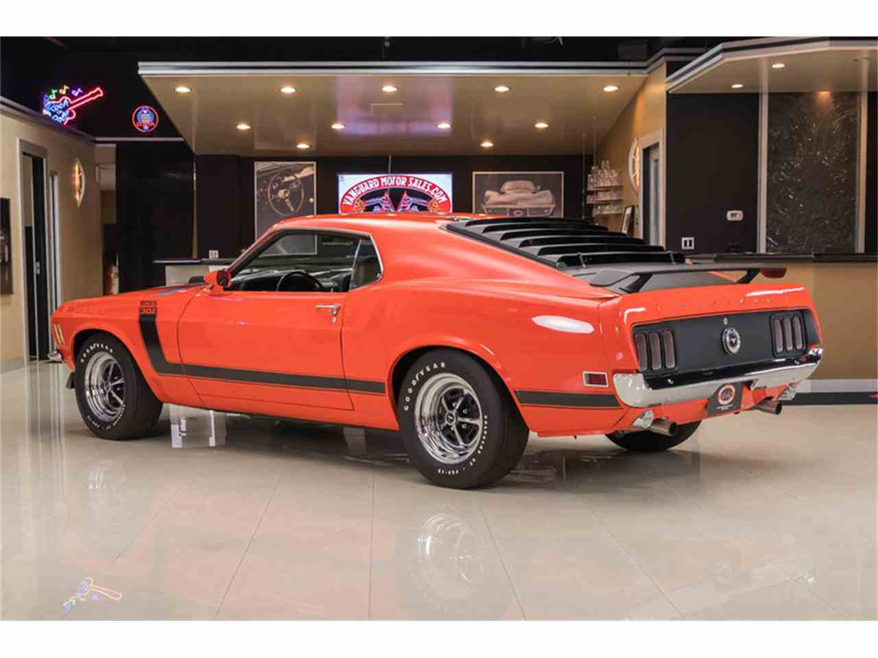 Large Picture of '70 Mustang - GR9E