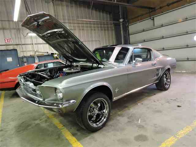 1967 Ford Mustang | 781848