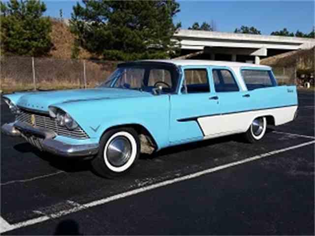 1957 Plymouth Suburban | 781849
