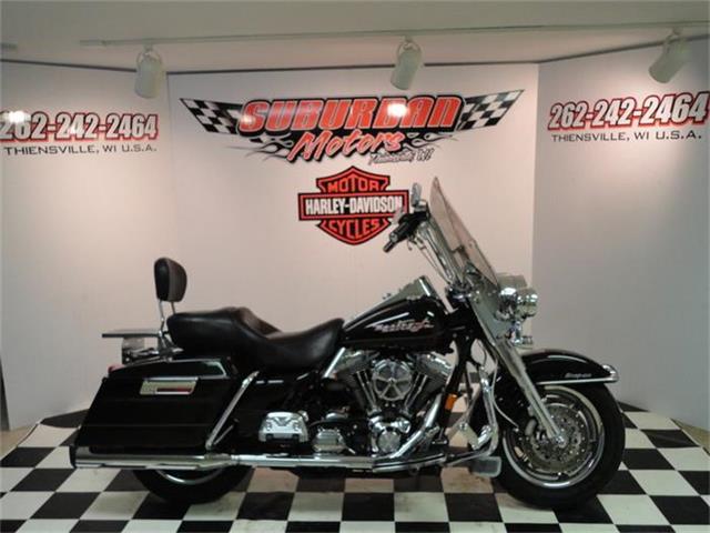 2002 Harley-Davidson® FLHR - Road King® | 781856