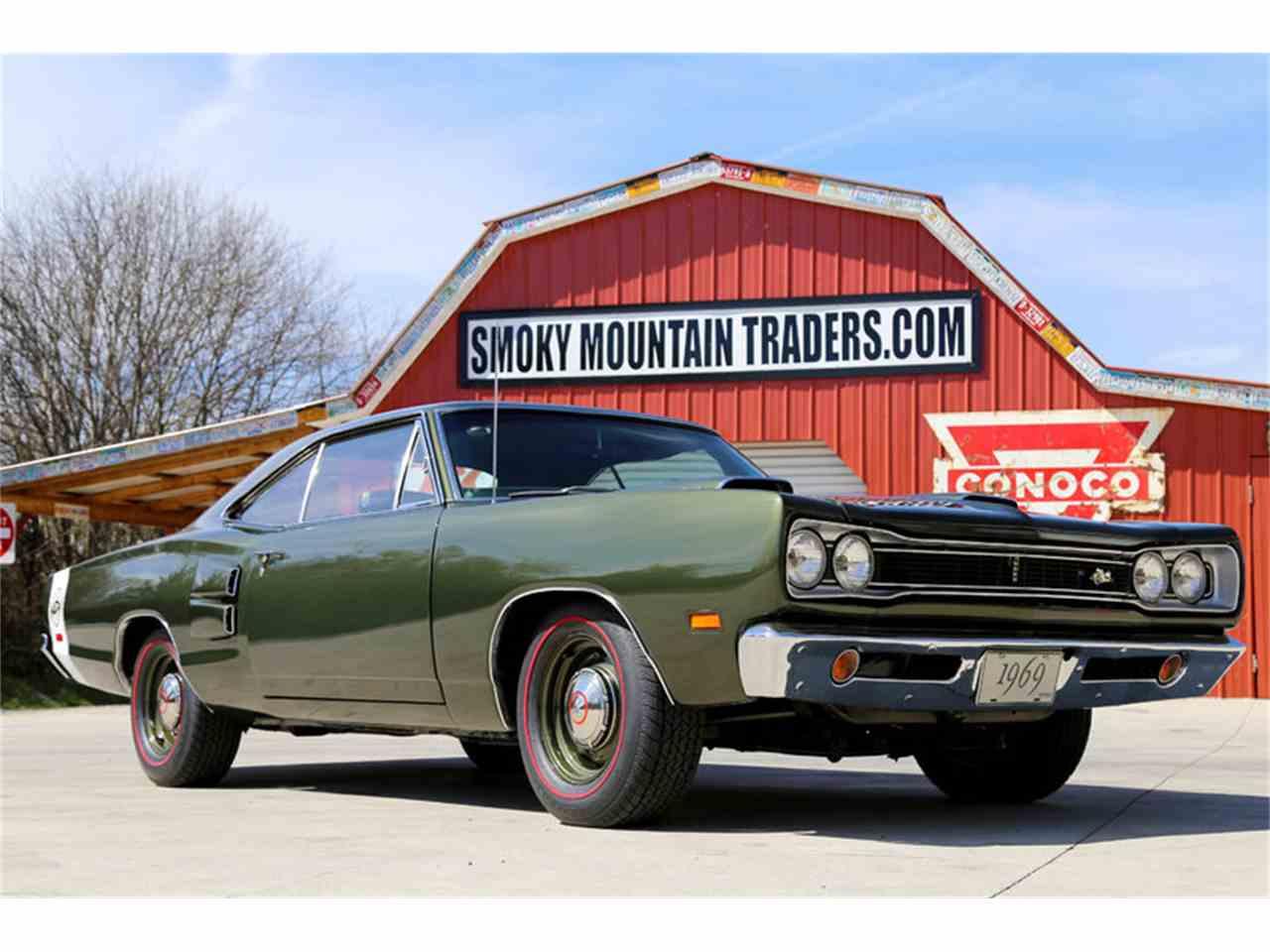 Lenoir City Dodge >> 1969 Dodge Super Bee for Sale | ClassicCars.com | CC-781862