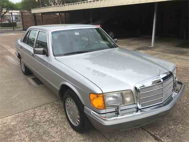 Classic Mercedes Benz 560sel For Sale On Classiccars Com