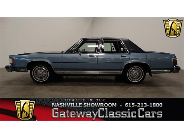 1985 Mercury Grand Marquis | 781903