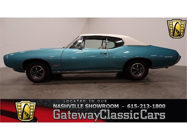 1968 Pontiac GTO | 781906