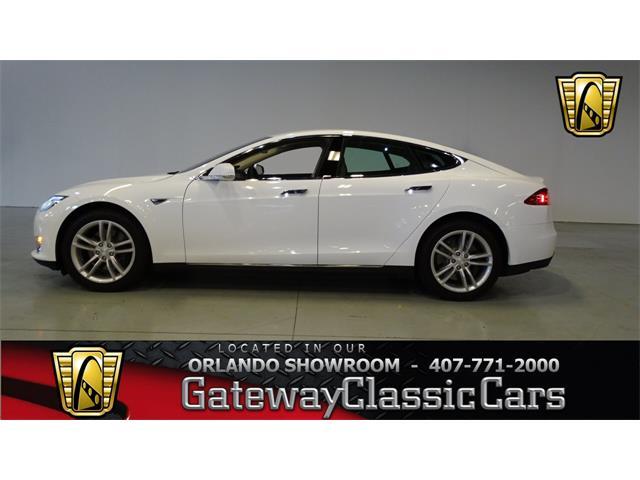 2013 Tesla Model S | 781909
