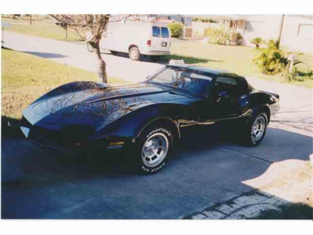 1982 Chevrolet Corvette | 780191