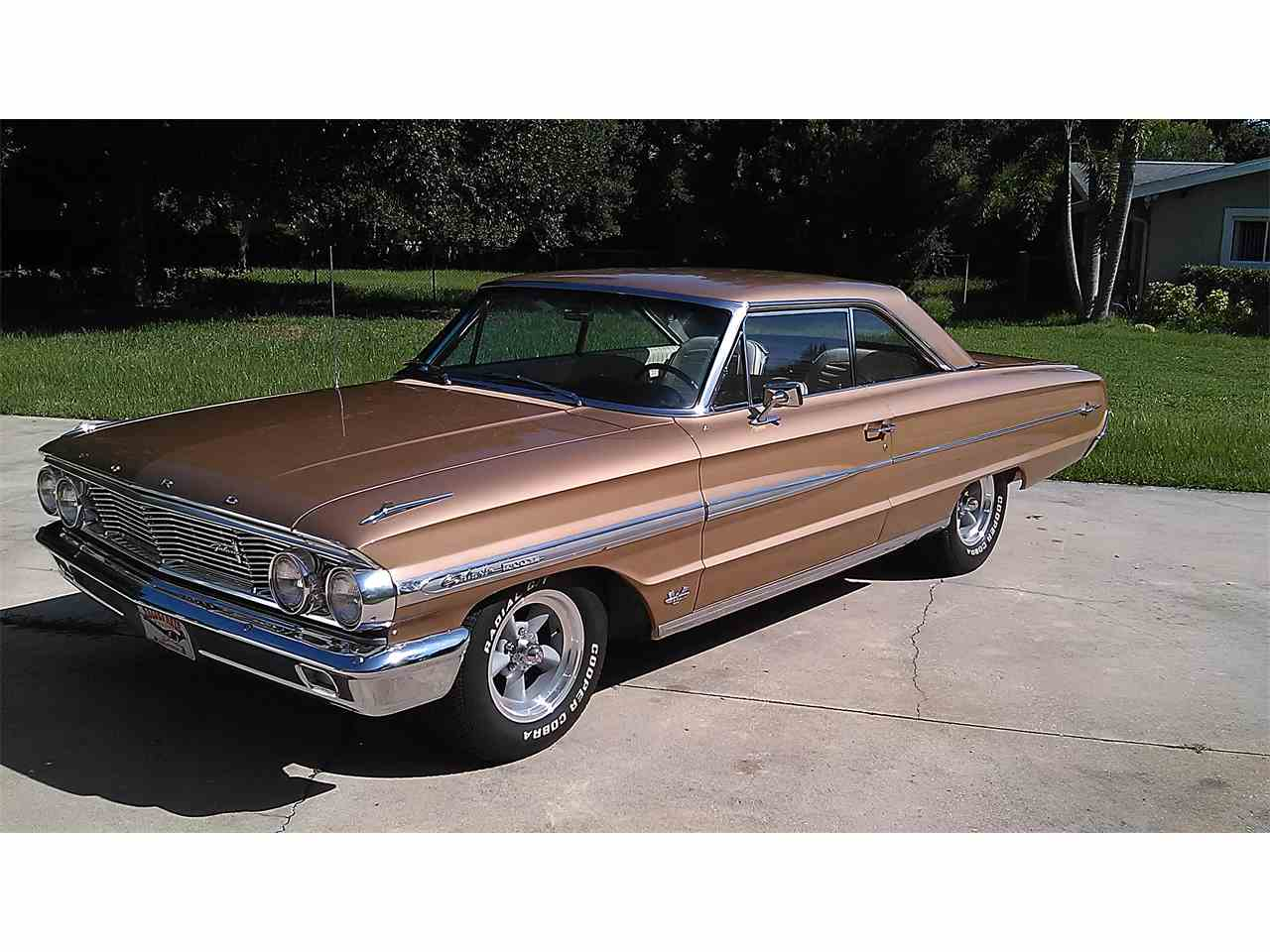 1964 ford galaxie 500 xl for sale cc 780192. Black Bedroom Furniture Sets. Home Design Ideas