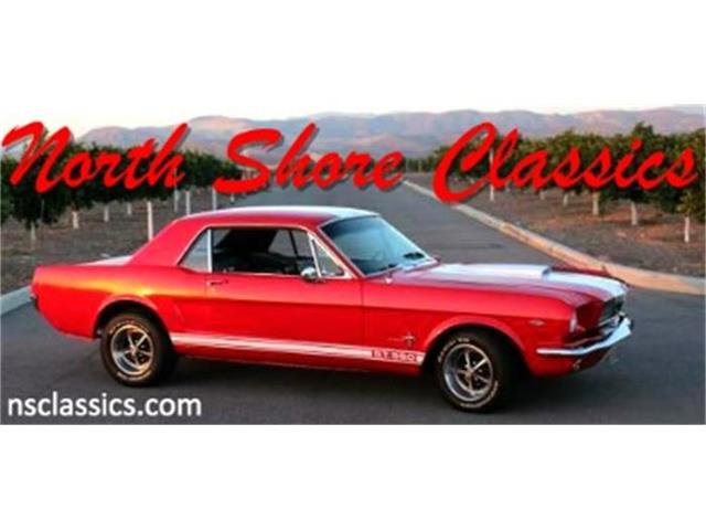 1966 Ford Mustang | 781928