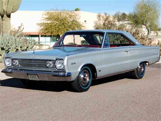1966 Plymouth Satellite | 781976