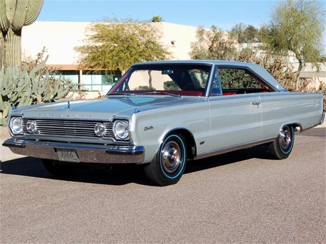 1966 Plymouth Satellite HEMI | 781976