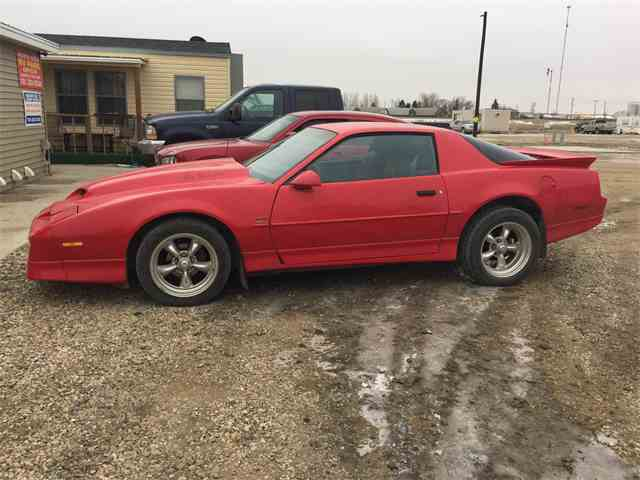 1988 Pontiac Firebird Trans Am GTA | 781982