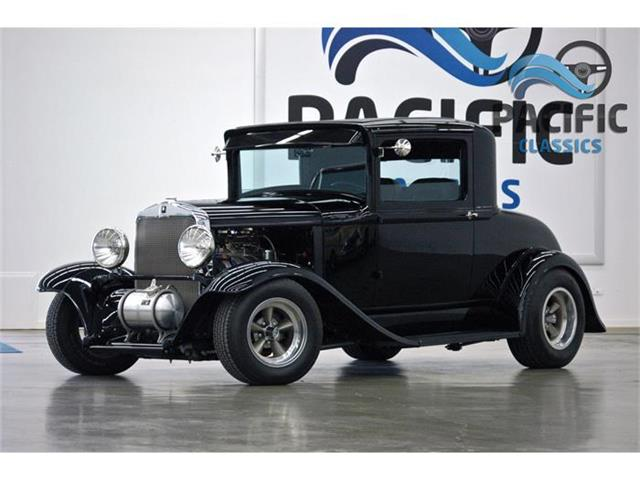 1930 Plymouth 2-Dr Coupe | 781993