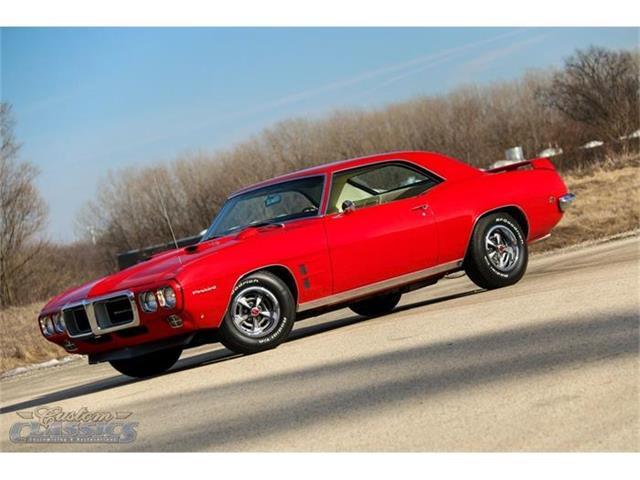 1969 Pontiac Firebird | 781996