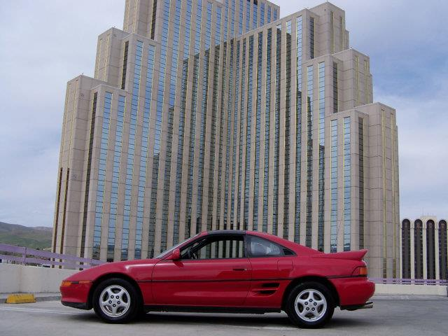 1991 Toyota MR2 | 781999
