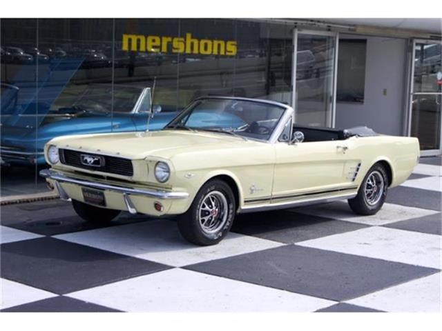 1966 Ford Mustang | 782009