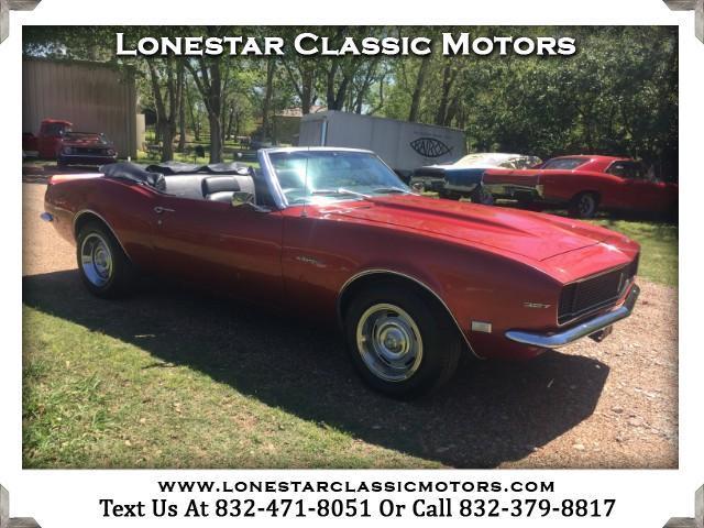 1968 Chevrolet Camaro | 782014