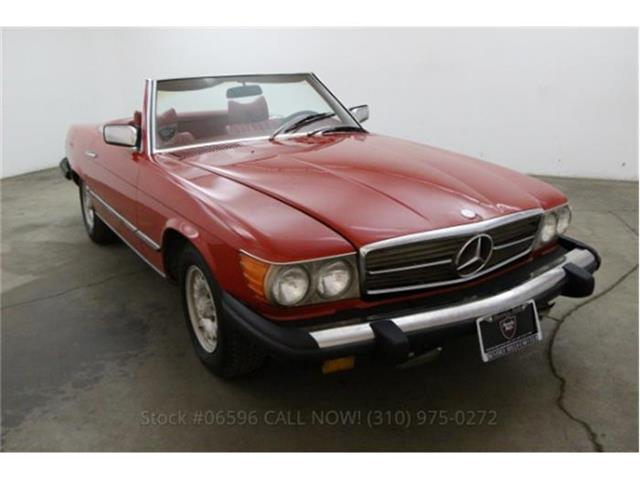 1976 Mercedes-Benz 450SL | 782046