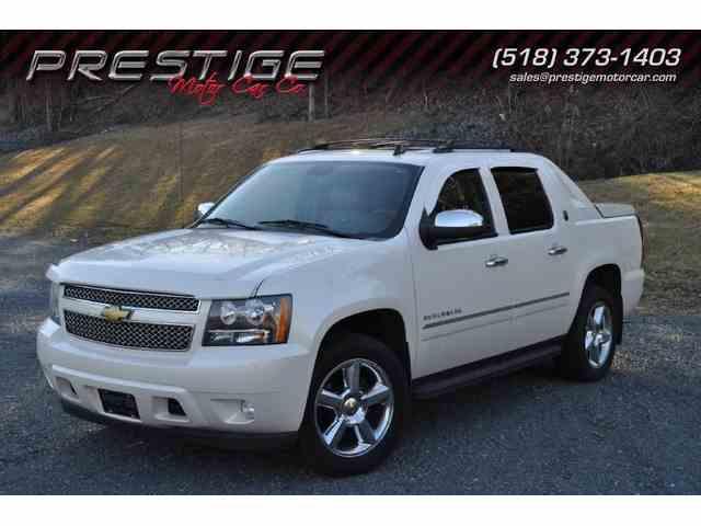 2013 Chevrolet Avalanche | 782058