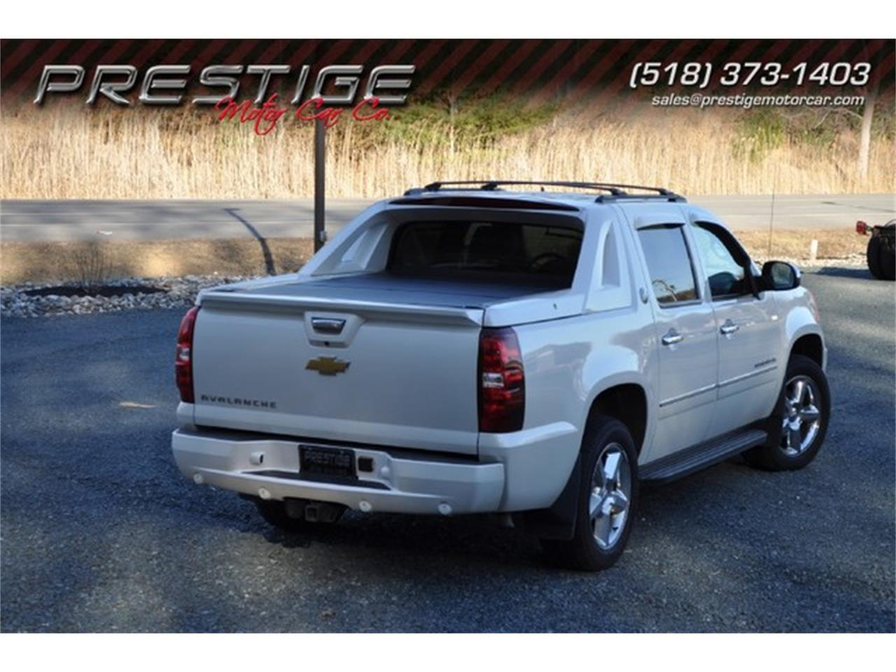 2013 chevrolet avalanche for sale cc for Prestige motors clifton park