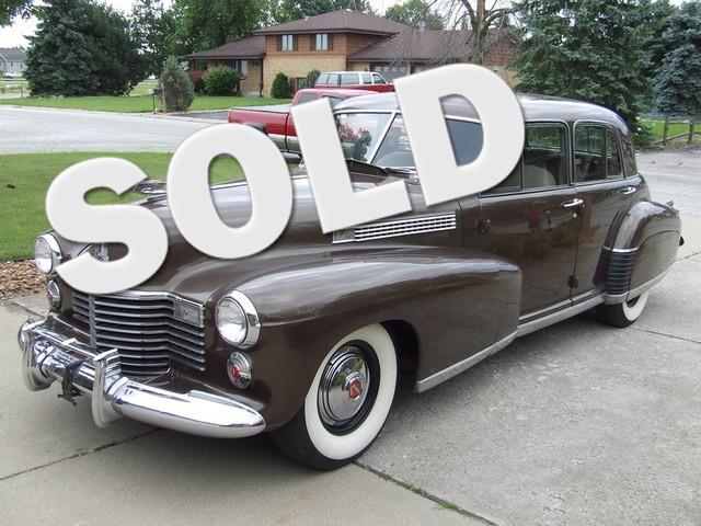 1941 Cadillac Fleetwood | 782070