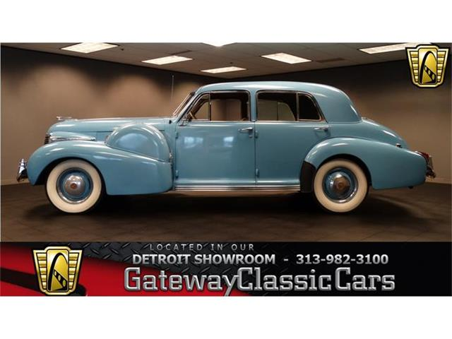 1940 Cadillac Series 60 | 782101