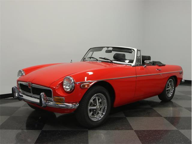 1974 MG MGB | 782113