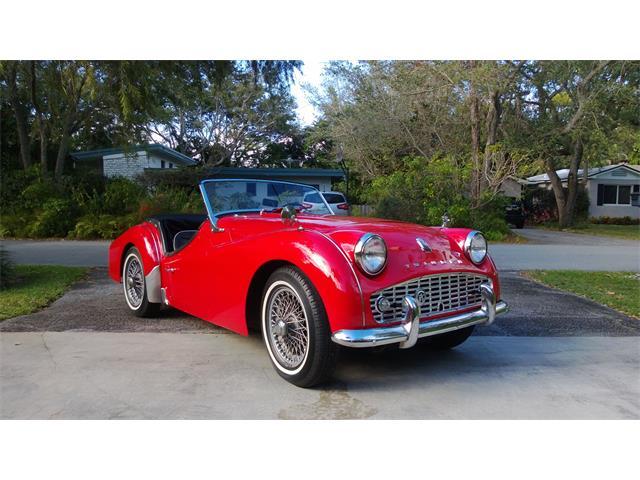 1959 Triumph TR3 | 782130