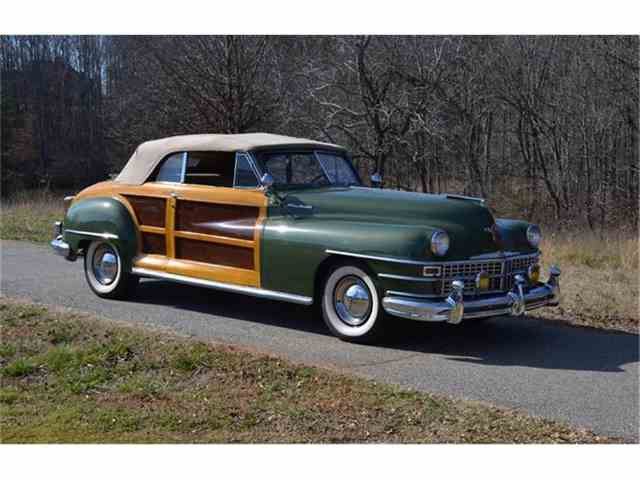 classifieds for 1946 to 1948 chrysler town country 6 available. Black Bedroom Furniture Sets. Home Design Ideas