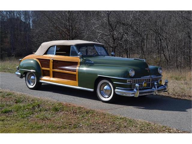 1948 Chrysler Town & Country | 782131