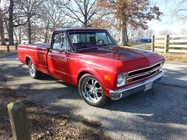 1968 Chevrolet C10 | 782134
