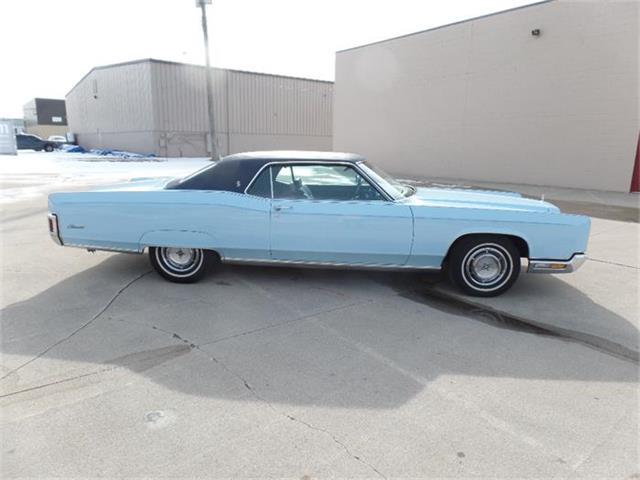 1972 Lincoln Continental | 782136