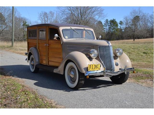 1936 Ford Woody Wagon | 782138