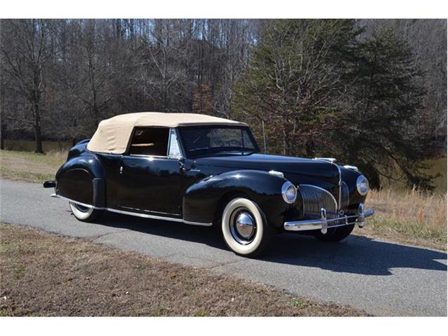 1941 Lincoln Continental | 782139