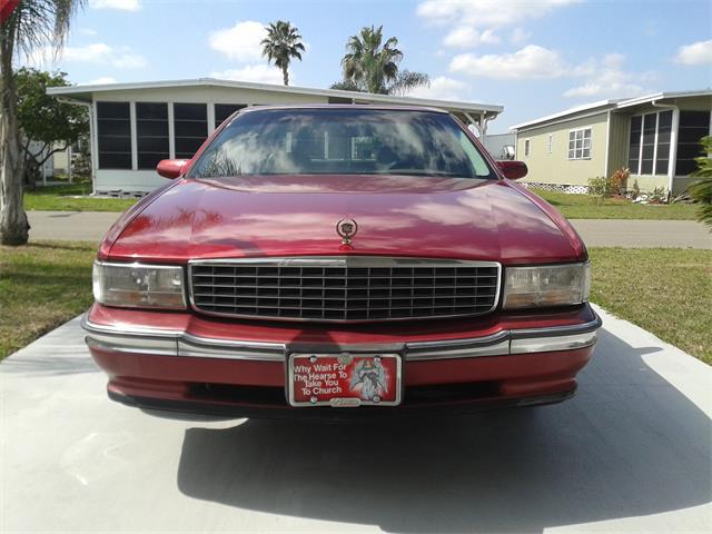 1995 Cadillac DeVille | 782142