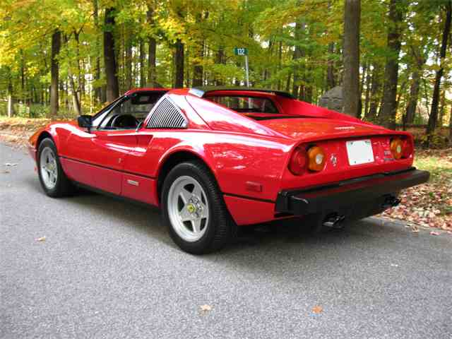 1985 Ferrari 308 GTS quattrovalvole | 782143
