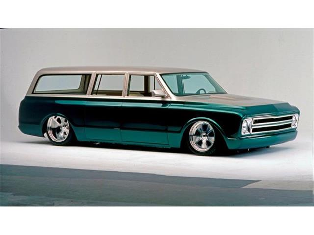 1970 Chevrolet Suburban | 782144