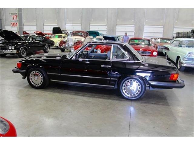 1989 Mercedes-Benz SL-Class   782177