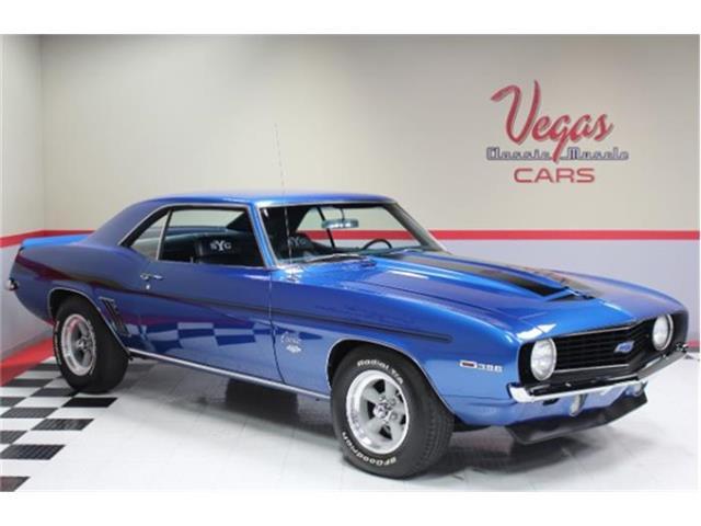 1969 Chevrolet Camaro | 780219