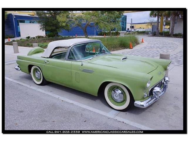 1956 Ford Thunderbird | 782200