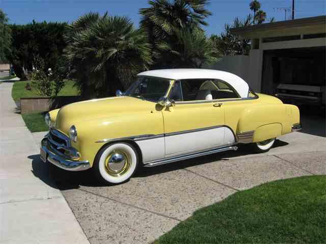 1951 Chevrolet 2-Dr Hardtop | 782217