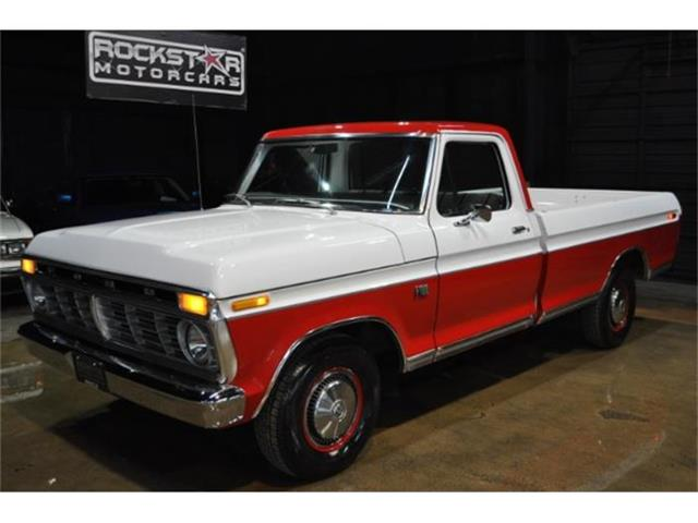 1975 Ford F100 | 780233